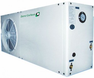 Heat pump-model MD20D-ZC